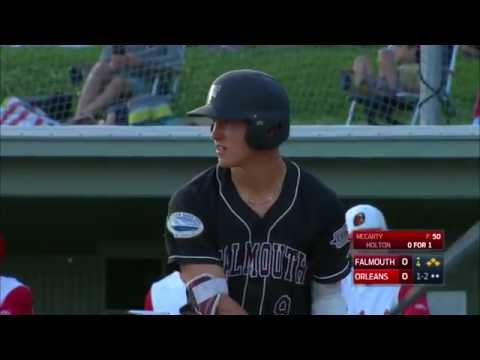 Logan Ratick - Orleans Firebirds on Fox College Sports