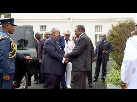 Kenya, Djibouti sign four pacts to deepen trade and bilateral ties
