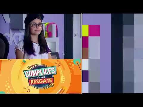 CÚMPLICES DE UM RESGATE - Isabela e Manuela confundem Regina - SBT