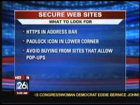 Safety Tips for Online Shopping - Ethical Hacker Michael Gregg