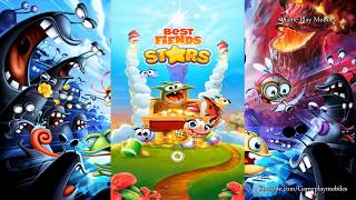 Best Fiends Stars - Free Puzzle Game Walkthrough Levels from 1 to 10