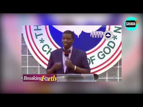 Pastor Adeboye Angrily Reacts To Daddy Freeze On Tithing In Churches