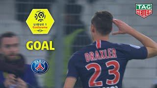 Goal Julian DRAXLER(90'+5) / Olympique de Marseille - Paris Saint-Germain (0-2) (OM-PARIS) / 2018-19
