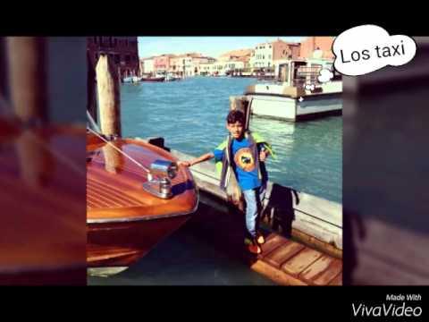 Viaje a Venecia fotos cámara SJ4000