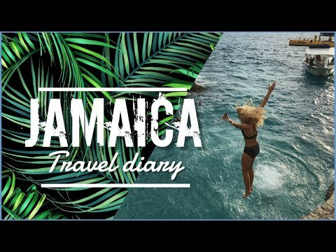 HELLO JAMAICA // TRAVEL DIARY