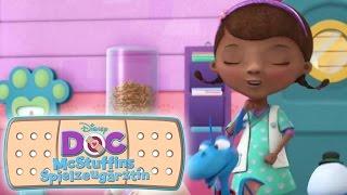 Dein Tier möchte, dass du es pflegst - ♫ Songs von Doc McStuffins | Disney Junior Musik