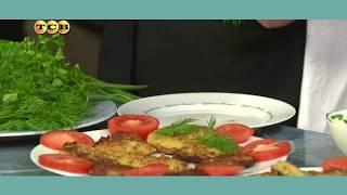Картофельные драники. Короткий рецепт