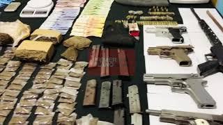 OTRO ARSENAL INCAUTADO EN UN PROCEDIMIENTO POLICIAL, AHORA EN SAN MARTÍN