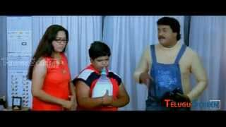 Back To Back Comedy Scene From Rainbow Telugu Full Length Movie