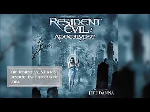 Resident Evil: Apocalypse Original Motion Picture Score Full Album  Jeff Danna