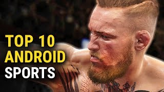 Top 10 Android Sports Games