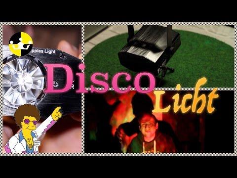 Disco Licht Beleuchtung Effekt