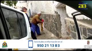 Diputación y Protección Civil ayudan a los mayores a realizar la compra