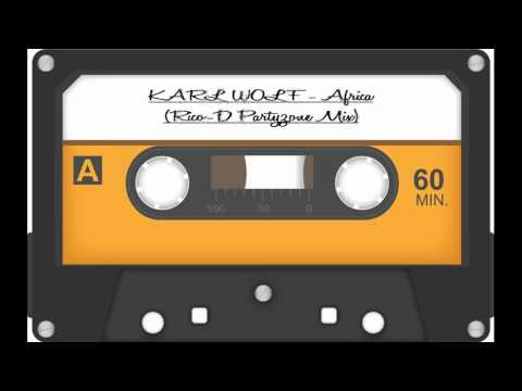 KARL WOLF - Africa (Rico-D Partyzone Mix)