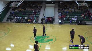 MCC Men's Basketball vs WCCS