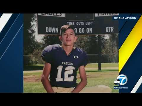 Teenager arrested in stabbing death of 17-year-old friend in South El Monte | ABC7