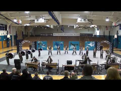 Pennridge High School Indoor Drumline at North Penn High School 2/23/19