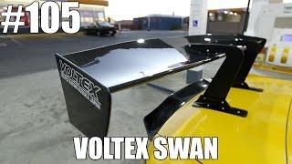 $2,400 VOLTEX SWAN NECK SPOILER INSTALL(, 2016-11-22T05:57:44.000Z)