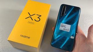 Обзор Realme X3 SuperZoom 8/128GB