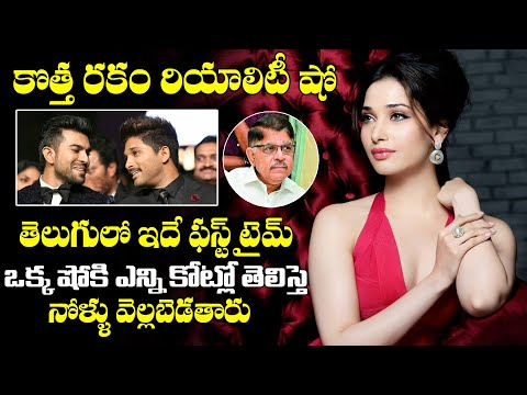 Tamanna's Remuneration For