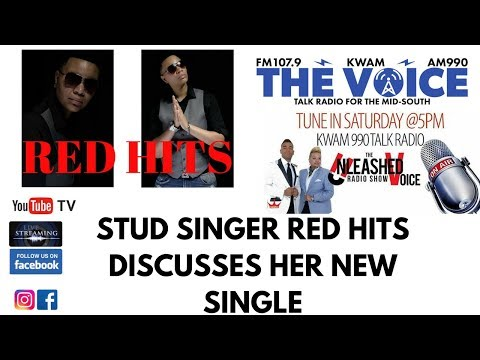 Memphis, TN Lesbian Singer interviewed on The Unleashed Voice Radio Show