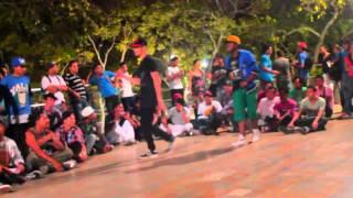 hip hop vs break dance  hip hop team barranquilla colombia