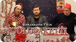 Sarjakuva-TV:n joulupaketti 2018, vieraana Jyrki Vainio
