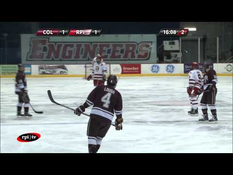 RPI Men's Hockey vs. Colgate - Colgate Radio