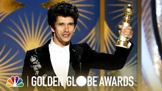 Ben Whishaw Wins Best Supporting TV Actor - 2019 Golden Globes (Highlight)