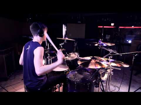 Luke Holland - Texas In July - Bed Of Nails Drum Cover