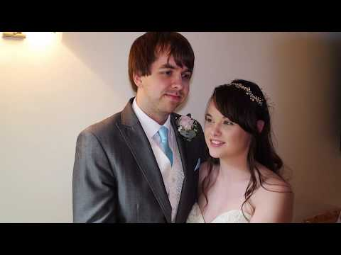 Mike and Steph wedding - Pink Highlights