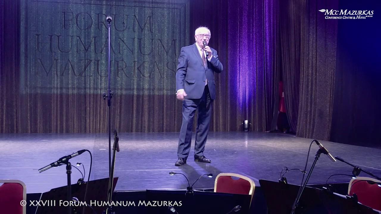 XXVIII FHMazurkas-Andrzej Bartkowski o tańcach ludowych na salonach...