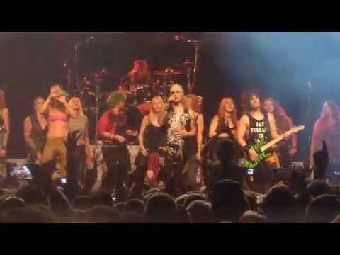 Steel Panther - Community property, 10/04/2016, Palladium Cologne