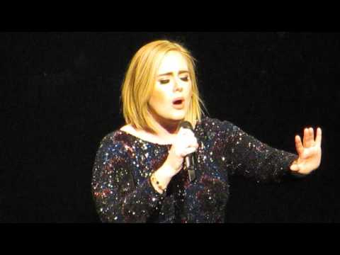 """Hello"" - Adele [Live in Toronto - ACC - Oct 7th 2016]"