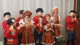 В Коркинском детском саду работают заинтересованные специалисты