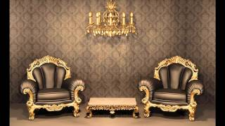 Elegant Wallpaper for living room decorating ideas