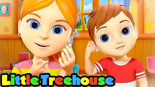 Boo Boo Song | Baby Got A Boo Boo | Best Kids Songs & Rhymes for Children - Little Treehouse