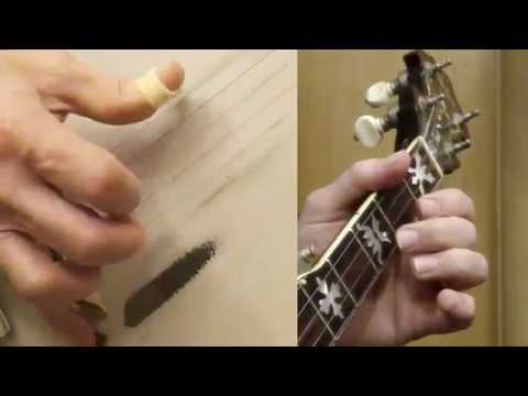 5-String Banjo Lesson -- \