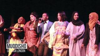 Cali dhaanto muqdisho video clip