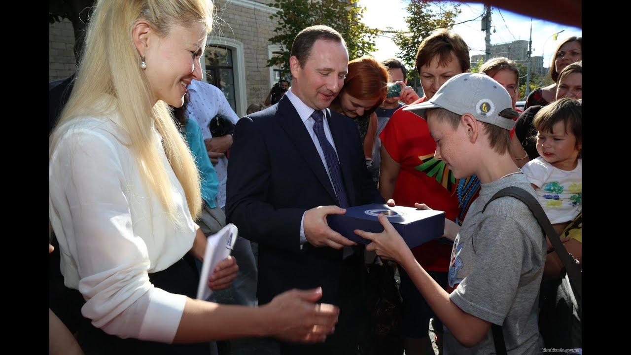 Дети из семей участников АТО вернулись с отдыха в Румынии