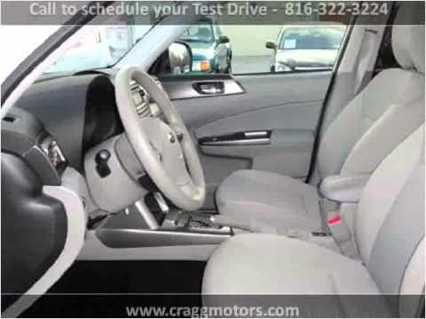 2013 subaru forester used cars belton mo youtube for Cragg motors belton mo