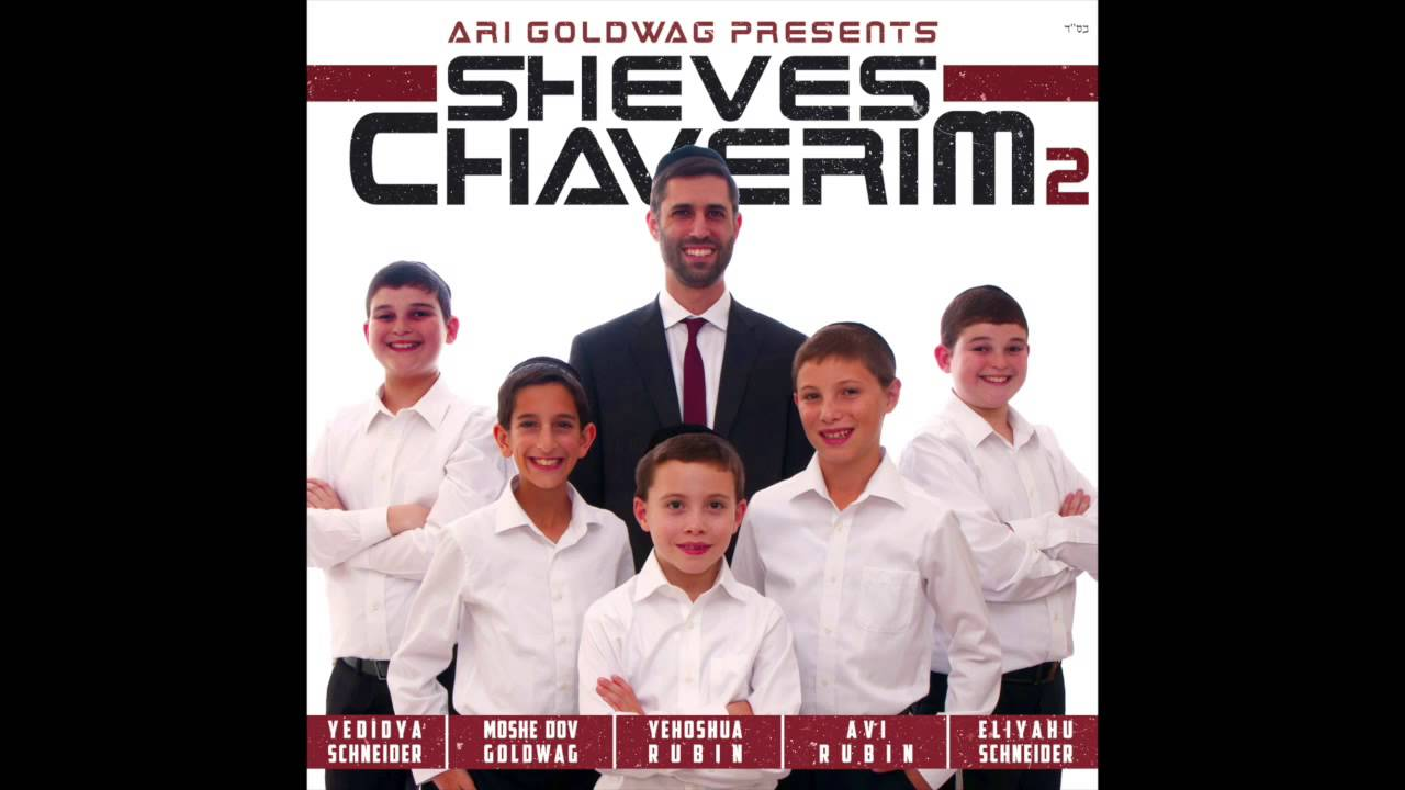 Ari Goldwag presents: Sheves Chaverim 2 sampler ארי גולדוואג מגיש: שבת חברים