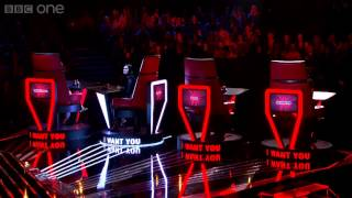 The Voice UK 2013   Leah McFall performs - R I P Blind Auditions 3