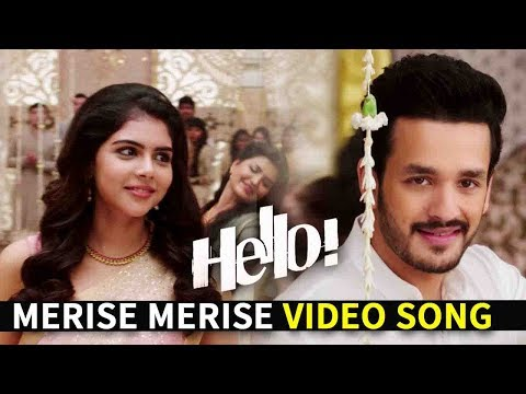 Merise Merise Video Song | HELLO! | Akhil...
