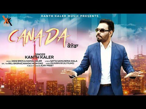 KANTH KALER   CANADA   Full Song HD   Latest Punjabi Song 1 June 2019