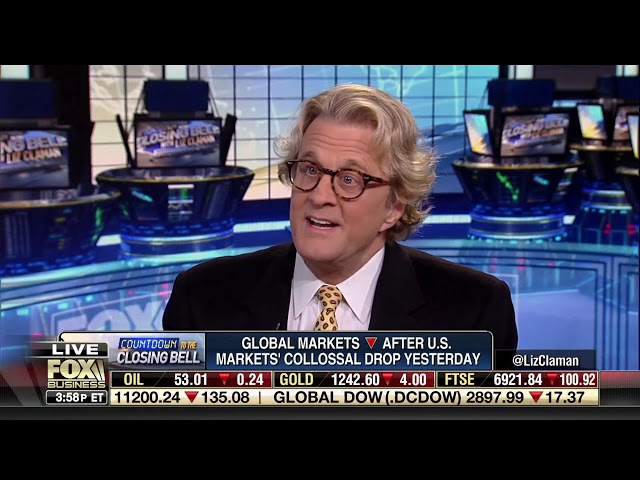 Paul Dietrich - Fox Business News - Countdown to Closing Bell - 12-05-2018