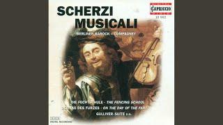 Sonata violino solo representativa in A Major: III. Allemande