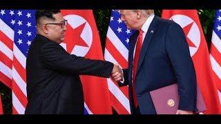 """ANSPIELUNG: Trump schenkt Kim Jong-un """"Rocket Man""""-CD"""