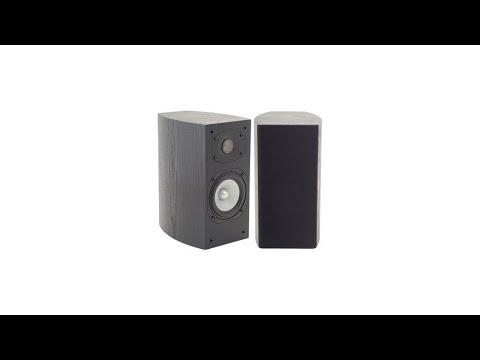 Audio Advisor Review - Athena - LS-100 Bookshelf Speakers