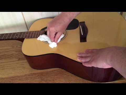 Restoration Clinic -  Acoustic Guitar